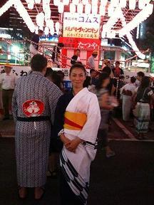 恵比寿盆踊り大会small