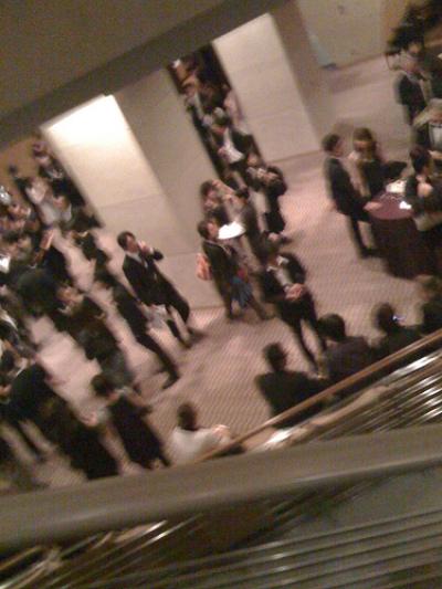 東京国際映画祭オープニング1