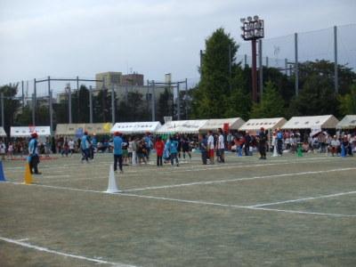 恵比寿地区運動会
