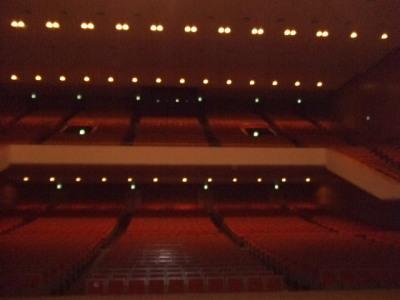 27ステージからみた舞台